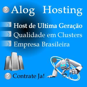 Hospedagem de sites AlogHost