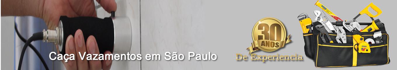 Encanador Caça vazamentos São Paulo-Vazamento àgua,Vazamento gás e Vazamento esgoto